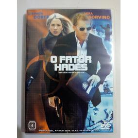 O Fator Hades Dvd - Stephen Dorff - Mira Sorvino
