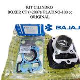 Cilindro Boxer Ct (2007)/ Platino100 (original) + Empaques