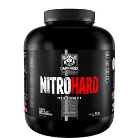 Nitrohard - Whey Protein - Choc. C/ Amendoim 1,8kg