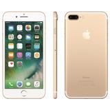 iPhone 7 Plus 128 Gb Dourado