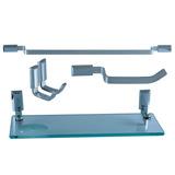 Kit De Acessórios Para Banheiro 5 Peças Slim Cl3001 Iawt a5e7d985331