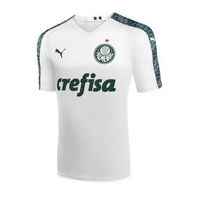 Toca Puma Branca Original Em - Camisetas Manga Curta para Masculino ... b665bf7da5d