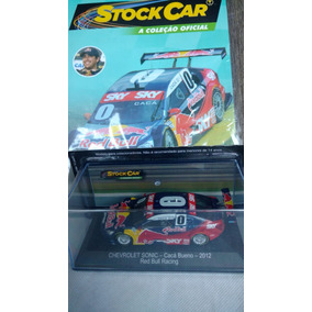 Miniatura Stock Car, Chevrolet Sonic- Cacá Bueno - 2012.