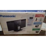 Mini Componente Panasonic Sc_hc25 Black