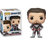 Funko Pop Marvel Avengers Endgame #449 Tony Stark Nortoys