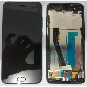 Tela Touch Display Lcd Xiaomi Mi 6 Mi6 Com Aro E Película