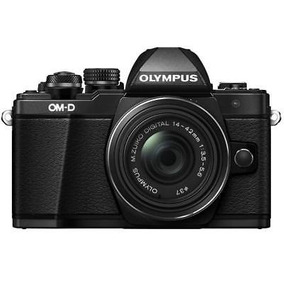 Olympus Om-d E-m10 Mark Ii Sin Espejo Con 14-42mm Ii R Lente