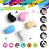 Fone De Ouvido Bluetooth 4.1 Mini Portátil Chamada Musica