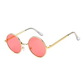 Oculo Redondo John Lennon Vermelho - Óculos no Mercado Livre Brasil 70ad716cb0