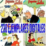 La Pequeña Lulu Novaro Comics Coleccion 230 Ejemplares