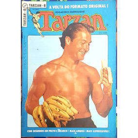 Tarzan, Nº 08 (12ª Série)