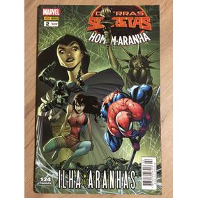 Hq Marvel Guerras Secretas Homem Aranha 2 - Ilha Das Aranhas