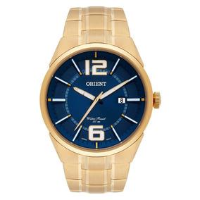 3e40e0cd8fc Relógio Orient Fundo Azul Com - Relógio Orient Masculino no Mercado ...