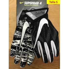Guantes Nike Superbad 4 Color Negro Y Blanco Talla S b35fa0168aa4b