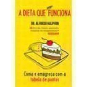 Revista A Dieta Que Sempre Funciona Alfredo Halpern