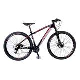 Bicicleta 29 Sutton Câmbios Shimano 21v Freio Disc Alumínio