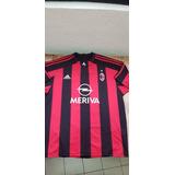 a2a0cef575 Camisa Milan 2003 2004 no Mercado Livre Brasil