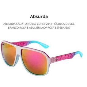 Óculos De Sol Absurda, Usado no Mercado Livre Brasil 506ebb0b52