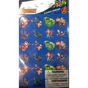 Stickers Avengers Heroes Marvel 96 Orig Autoadhesivos Rdf1