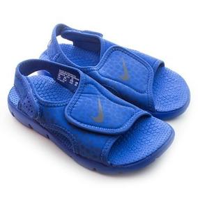 Chinelo Sandália Nike Infantil Sunray Adjust 4 Gs/ps 386518