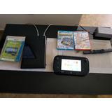 Nintendo Wii U Deluxe 32gb + Juegos - Perfecto Estado