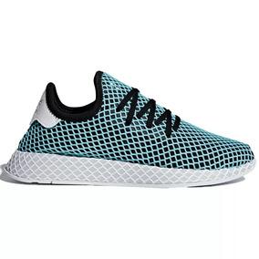 hot sale online 88099 825a8 Tenis adidas Deerupt Runner Parley 100% Originales