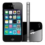 iPhone 4s A1387 16gb Usado Desbloqueado Original Preto Q B