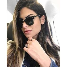 Óculos Da Moda Retro Feminino Coleção 2018 Modinha Blogueira 179b556f9f