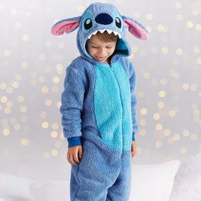 Pijama Stitch Disney Store Original Mameluco