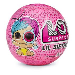 Muñecas L.o.l Surprise Lil Sister Serie 4-2a Originales