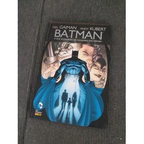 Batman O Que Aconteceu Ao Cavaleiro Das Trevas Panini
