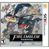 ..:: Fire Emblem Awakening ::.. Para Nintendo 3ds