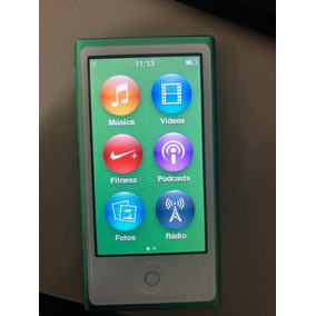 Ipod Nano 7 Gen 16gb
