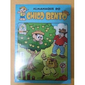 Revista Almanaque Do Chico Bento N°59