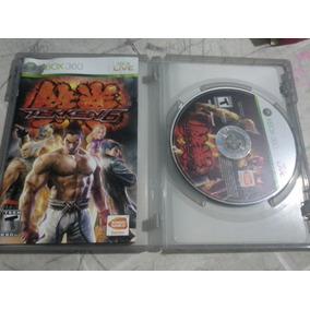 Tekken 6 Completo, Mídia Física Original