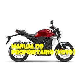 Manual Do Proprietário Honda Cb300r-ra 2013 (novo)