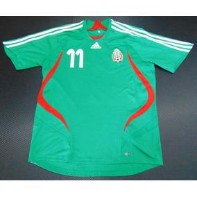 Jersey Mexico 2007 Ramon Morales Local adidas Chivas 241da82897fa9