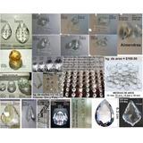 Accesorios De Cristal Para Arbol O Decoraciones Y Cortinas