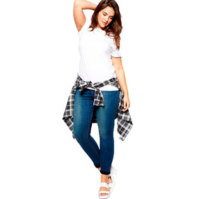 Jeans Mujer Talle Especial