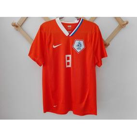 Camiseta Selección De Holanda 2008