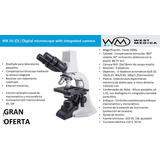 Microscopio Profesional Austriaco Con Camara