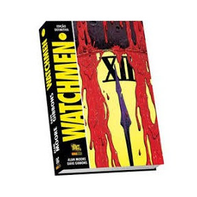Watchmen Edição Definitiva - Capa Dura Alan Moore E Dave
