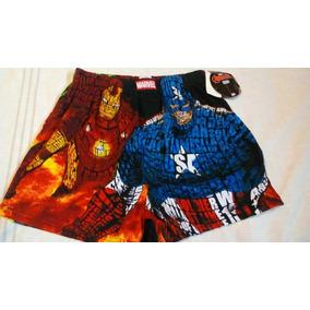 Boxer Marvel Avengers Talla S Xl
