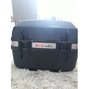 Baú Moto Bauleto 27 Litros Givi E27m Monolock Traffic Bagage