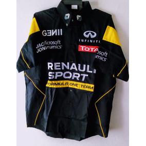 Camisas F1 Escuderia Renault Nascar Racing F1 Renault ·   548 453fdbd2896bf