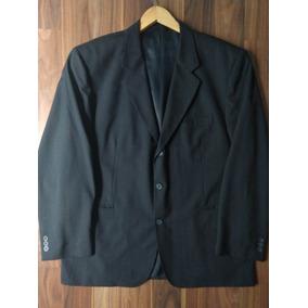 Blazer Yves Saint Laurent 56m Azul Gg Importado Original 256bbe91968