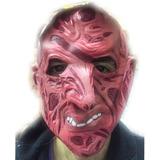 Mascara Freddy Krueger Latex 100% - Oferta La Golosineria