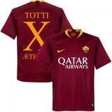 5c7c538118 Camisa Roma Totti - Camisa Roma Masculina no Mercado Livre Brasil