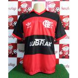 Camisa Flamengo Retro 1992 Campeão Brasileiro
