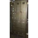 Lockers Metalicos 6 Puertas
